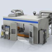 Thermal Spray Booth Manufacturers