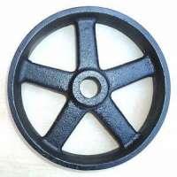 Cast Iron Wheels Manufacturers