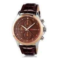 Gents Leather Watch Manufacturers