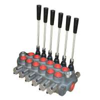 Hydraulic Mobile Control Valve Manufacturers