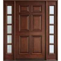 Teak Wood Doors Manufacturers