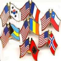 Flag Lapel Pin Manufacturers
