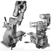 Milling Machine Tools Manufacturers