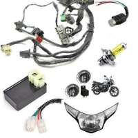 Motorcycle Electrical Parts Manufacturers