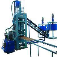 Fly Ash Brick Press Machine Manufacturers