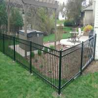 Wrought Iron Fences Manufacturers