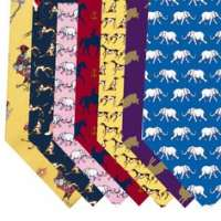 Printed Silk Tie Manufacturers
