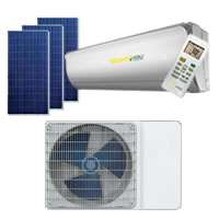 Hybrid Solar Air Conditioners Manufacturers