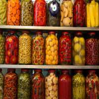 Preserved Vegetables Manufacturers