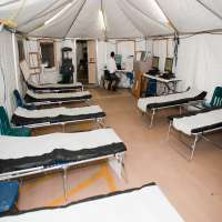 Hospital Tent Manufacturers