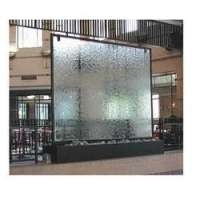 Glass Water Screen Fountain Importers