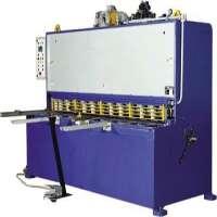 NC Hydraulic Shearing Machine Manufacturers