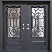 Wrought Iron Door Manufacturers