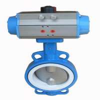 Pneumatic Butterfly Valves Manufacturers