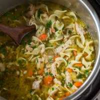 Instant Chicken Soup Manufacturers
