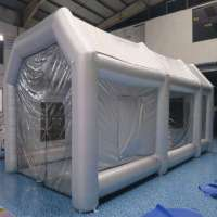 Paint Spray Booth Manufacturers