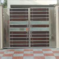 Stainless Steel Gate Grill Manufacturers