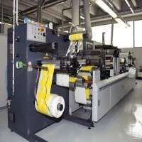 Roll To Roll Flexographic Printing Machine Manufacturers