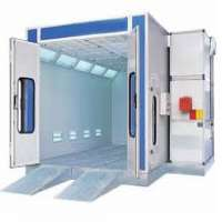 Spray Booth Manufacturers