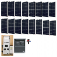 On Grid Solar Power Systems Manufacturers