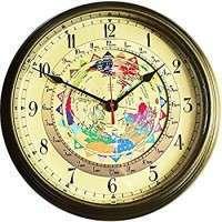 World Time Clock Manufacturers