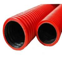 HDPE Double Wall Corrugated Pipe Manufacturers