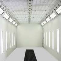 Paint Booth Manufacturers