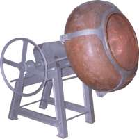 Revolving Coating Pan Manufacturers
