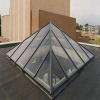 Polycarbonate Pyramid Manufacturers