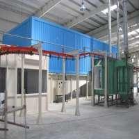 Powder Coating Plants Manufacturers