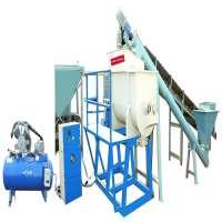 Cellular Lightweight Concrete Block Machine Manufacturers