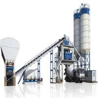 Ready Mixed Concrete Mixing Plant Manufacturers