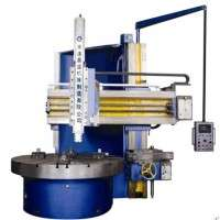 Vertical Turret Lathes Manufacturers