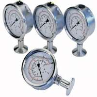 Chemical Sealed Pressure Gauge Manufacturers