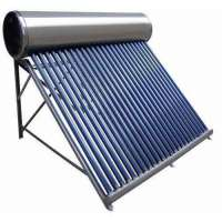 ETC Solar Water Heater Manufacturers