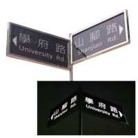Solar Sign Board Manufacturers