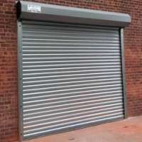 Steel Shutters Manufacturers