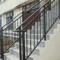 Mild Steel Handrail Manufacturers