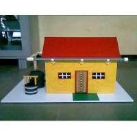 雨水收集模型 制造商