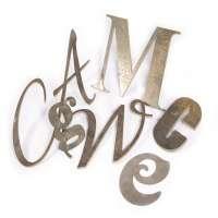 钢字母 制造商