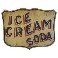 冰淇淋苏打水 制造商