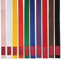 Karate Belts Manufacturers