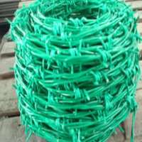 PVC Coated Barbed Wire Importers