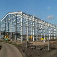 结构钢结构工作服务 制造商