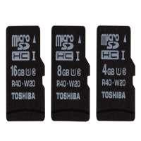 Toshiba Memory Card Manufacturers
