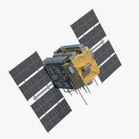 卫星模型 制造商
