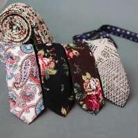 印花领带 制造商