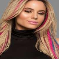 彩色头发扩展 制造商
