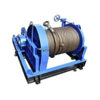 Industrial Winches Manufacturers