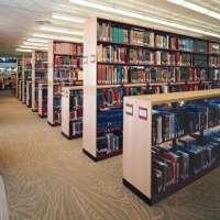 图书馆货架 制造商